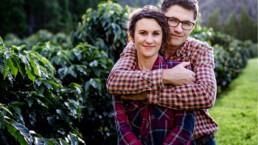 Ka'u Mountain Couple